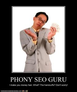 SEO Guru - or not